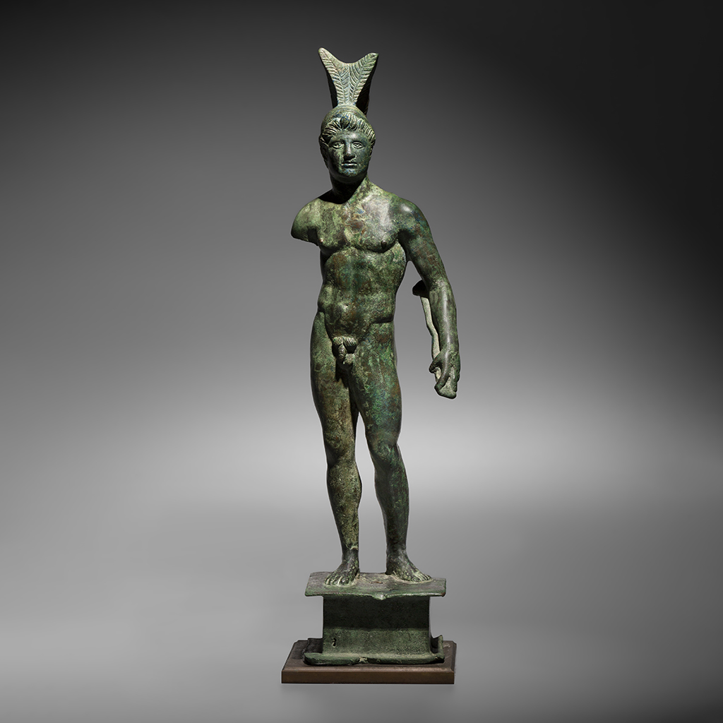 Figure of God Ares or Mars